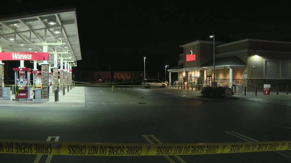 2 injured in shooting outside Wawa in Plymouth Township