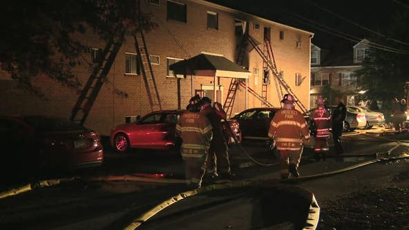 Several injured after apartment fire in Norwood