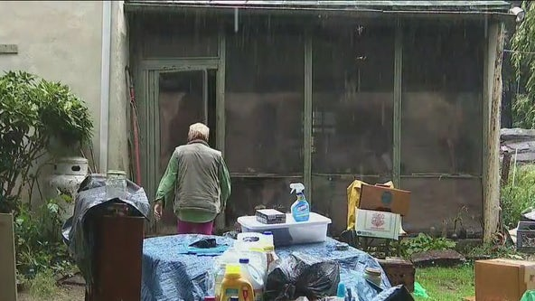 Weeks after damage from Ida, Montgomery County braces for more flooding, severe weather