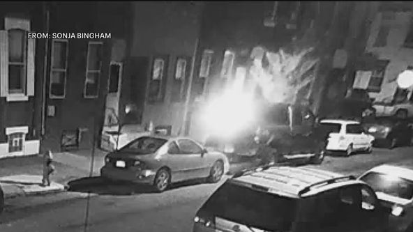 Police investigate attempted arson of neighborhood activist's home