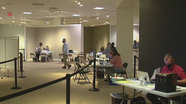 Montgomery County begins administering booster shots