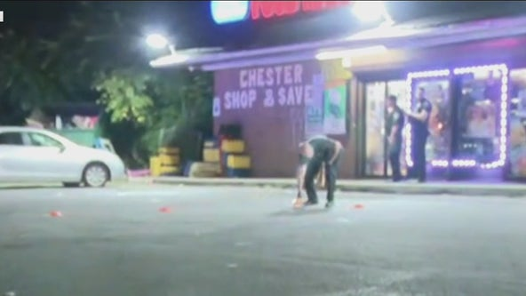 Young girl wounded in Chester shooting, police say