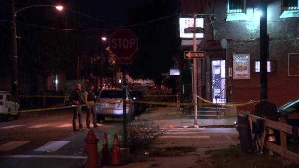 Two killed in triple shooting at deli in North Philadelphia, police say