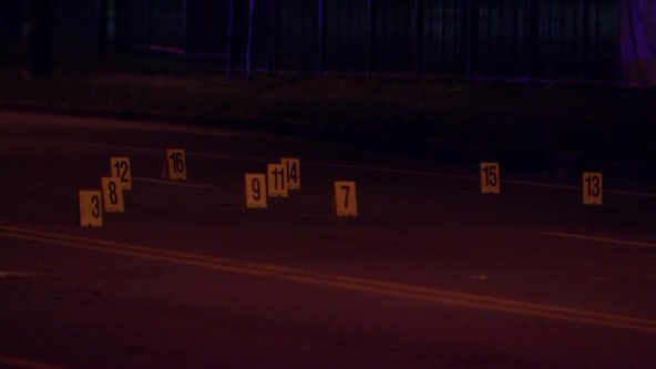 Woman, 32, hit by gunfire while driving in East Falls, police say