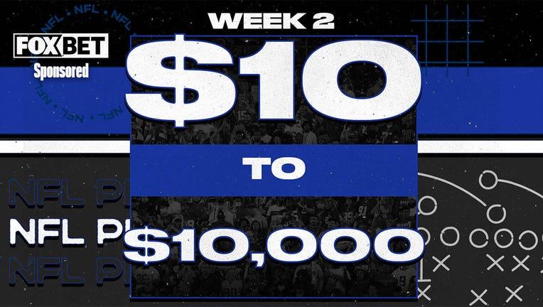 FOX Bet NFL Week 2 Parlay
