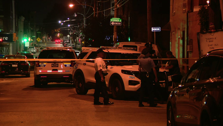 N 26th and West Silver Streets fatal shooting