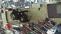 Caught on Camera: Brutal Burlington County strong-armed robbery leaves employee injured