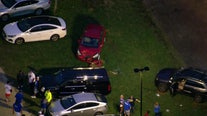 Police: 3 injured when teen driver loses control of vehicle in parking lot of Delaware football game