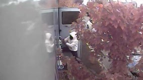 Attempted robbery of armored truck in North Philadelphia caught on camera