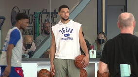 Ben Simmons suspended for 76ers season opener for 'conduct detrimental to the team'