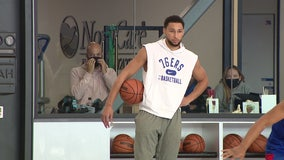 Ben Simmons unlikely to play Friday after missing workout Thursday, reports say
