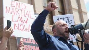 Alex Jones liable in 3 defamation lawsuits brought by Sandy Hook parents, judge says