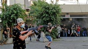 Beirut: 6 killed, dozens hurt during protest over judge in blast probe