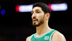 Enes Kanter rips China's Xi as 'brutal dictator,' streaming giant pulls Celtics games