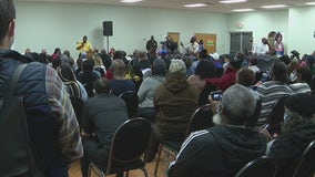 Southwest Philly neighborhood upset over violence meet with officials to find solutions