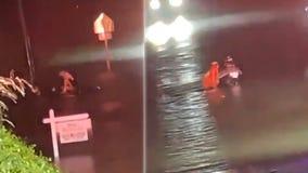 Alabama flash flooding kills 4, swamps roadways, officials say