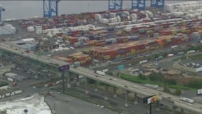 Backlog of containers at Philadelphia Port could mean limited items in stores