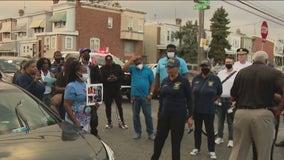 Faith and Blue Peace Walk held in Southwest Philadelphia