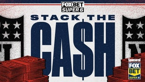 FOX Bet NFL Super 6 'Stack The Cash': How to play, how it works, more