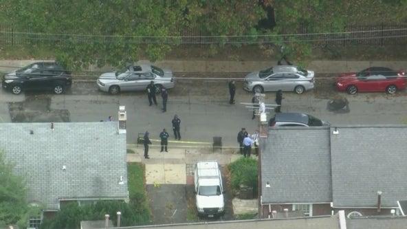 Philadelphia police officer shot, suspect dead after shooting in Overbrook