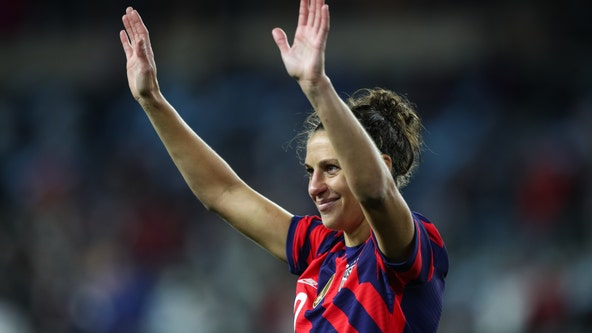 Carli Lloyd plays final match for United States in rout of South Korea
