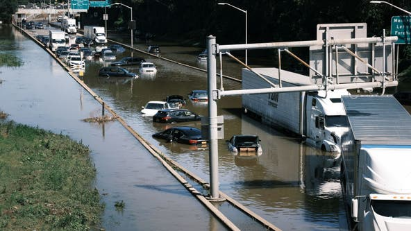 Flood risk threatens 25% of critical US infrastructure, research shows