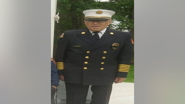 Ocean County honorary fire chief dies of medical emergency while on-duty