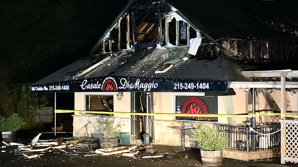 Overnight fire torches Bedminster pizza shop, no injuries reported
