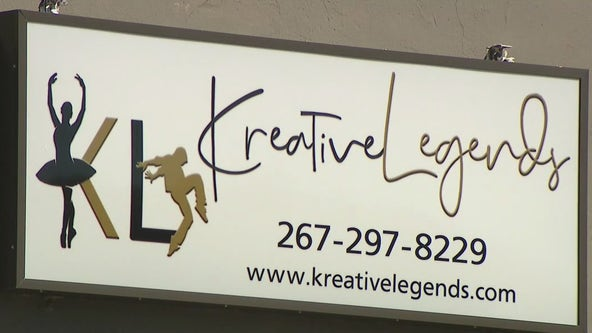 'We're not moving': NE Philly dance studio seeks answers after receiving hateful message
