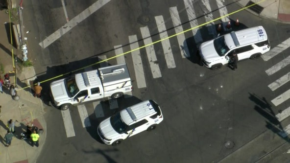 Man struck and killed by 18-wheeler in North Philadelphia, police say