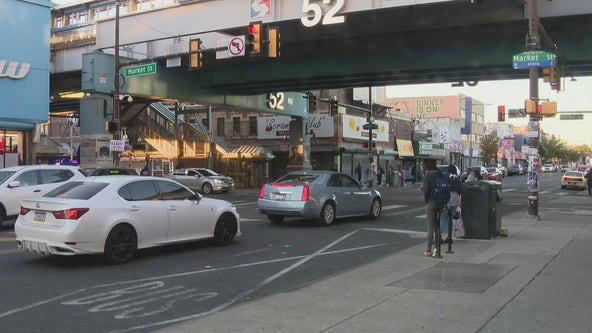 Police urge vigilance after string of armed robberies in busy West Philadelphia neighborhood