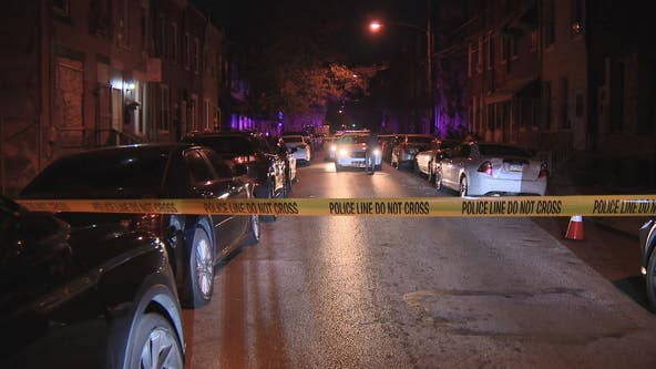 17-year-old shot inside home in North Philadelphia
