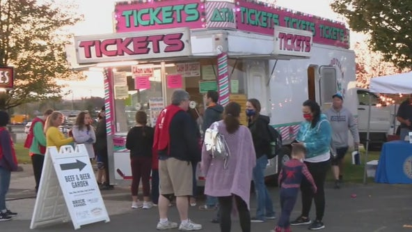 Carnival held to benefit Montgomery County tornado victims