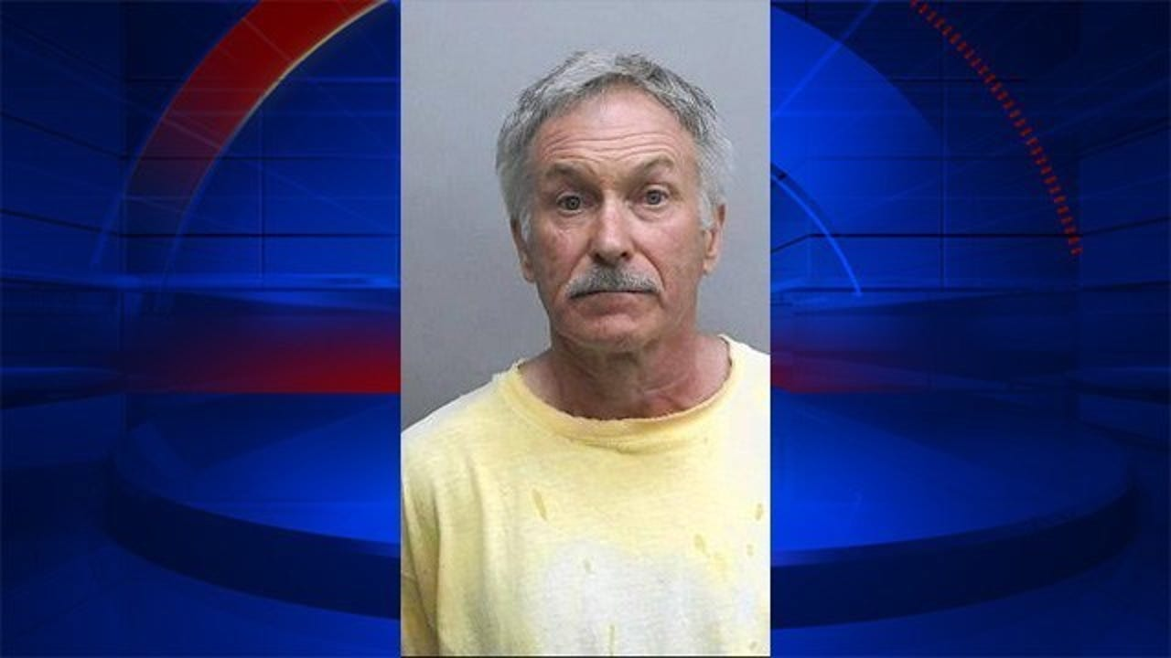 I just like pigs: Cops say nude man found drinking in barn