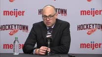 Red Wings stay with coach Jeff Blashill in long-term rebuild
