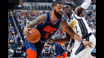 SOURCE: Detroit Pistons agree to terms with Markieff Morris