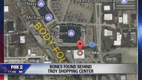 Body found near Troy shopping plaza is homeless man who died in his sleep: sources
