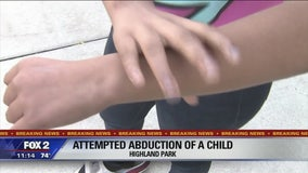 11-year-old grabbed in Highland Park on way to school, saved by stranger