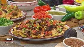 Bigger, better nachos for your Super Bowl party