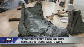 Boots on the Ground in Detroit helping homeless veterans