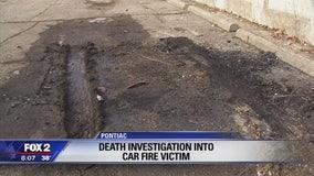 Chiropractor found dead in burning car in Pontiac