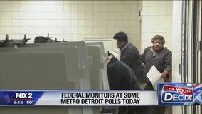 Voting machine problems reported across metro Deroit