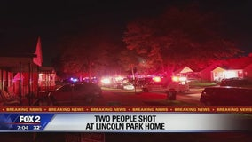 Woman dead after double shooting at home in Lincoln Park