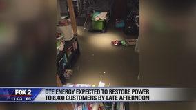 Heavy rains knock out power, flood basements in Berkley