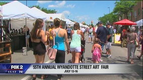 Wyandotte Street Fair July 13-16