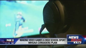 MHSAA exploring video gaming as varsity sport