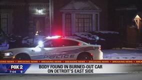 Body found in burning SUV in stranger's driveway