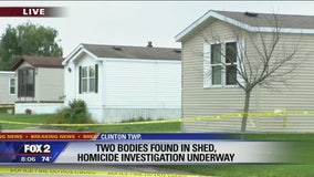 Two bodies found at Clinton Township mobile home: report