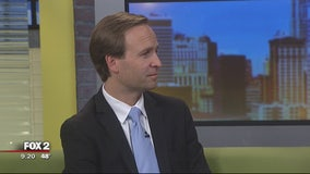 Michigan Lt. Gov. Brian Calley announces run for governor