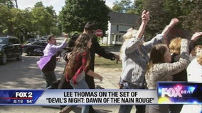 'Devil's Night: Dawn of the Nain Rouge' filming in Lake Orion